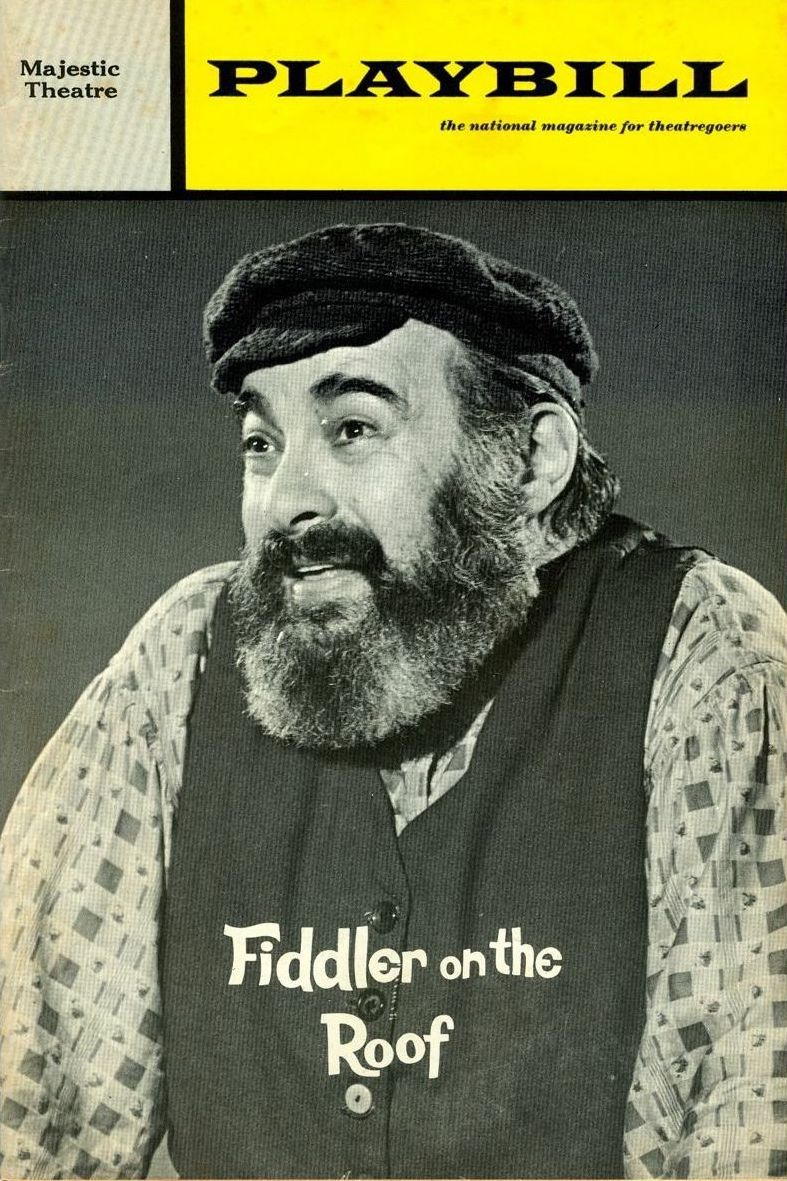 Fiddler on the Roof (Original Broadway Production, 1964